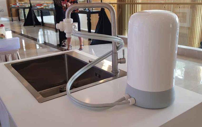Hình ảnh máy lọc nước Tupperware Nano